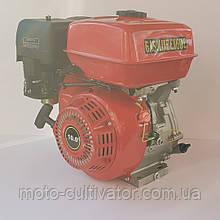 Двигатель бензиновый 10л.с.25 вал шлицевой