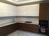 Кухня шпон rehau blum, фото 1