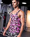 Мужская спортивная майка SuperBody - №4383, фото 3