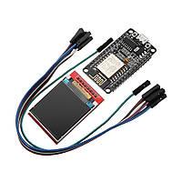 ESP8266 Разработка Набор С Дисплей Экран TFT Показать изображение или слово Автор Nodemcu Board DIY Набор 1TopShop