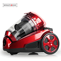 Мощный пылесос бытовой для сухой уборки Royalty Line RL-BSCM1400.6 1000 Вт