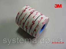 3M™ VHB™ RP32P - Двухсторонний монтажный скотч 3M (акриловый клей в ленте), 9,0х0,8 мм, рулон 3 м, фото 2
