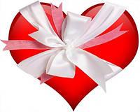 Подарки на день Святого Валентина!!!