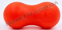 Двойной массажный мячик DuoBall Rad Roller (массажер для спины)