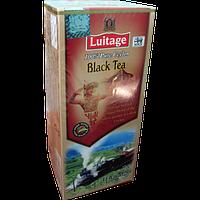 "Чорний чай ""Luitage"" в пакетиках"