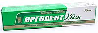 Зубная паста Аргодент Хвоя - натуральный комплекс из хвои
