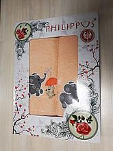 Дитячий набір махрових рушників Philippus Baby Clup