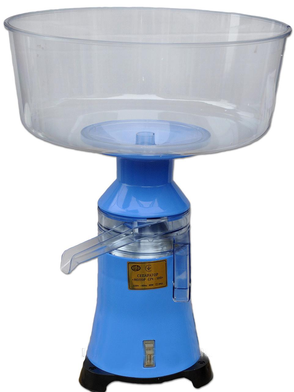 Сепаратор для молока - ручные и электрические