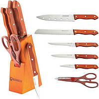 Набор ножей Maestro Rainbow MR-1401 (7 предметов)