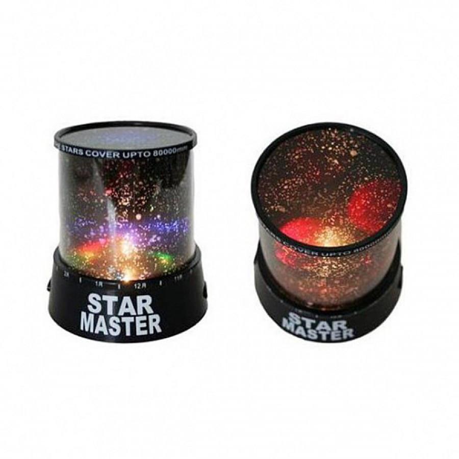 """Нічник / Проектор зоряного неба """"Star Master"""" (Старий Майстер)"""