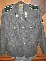 Комплект формы Вермахт Шинель Китель Штаны рубашка Кепи м43