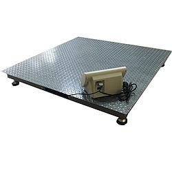 Весы складские платформенные ВПД до 1000кг (1000х1000мм)