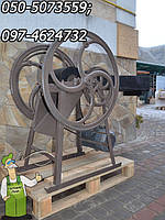 Электрическая соломорезка, сечкарня (2.2 Квт/1000об/мин, 220 В), січкарня с електричним двигуном