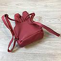 Рюкзак с пайетками маленький., фото 3