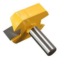 1/2 дюймов Шейн 2-1 / 4 дюймов Диаметр нижней чистки Маршрутизатор Бит Деревообрабатывающий фрезерный резак-1TopShop, фото 3