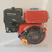 Двигатель бензиновый DDE 170FB 7,5 л.с.25 вал шлицевой