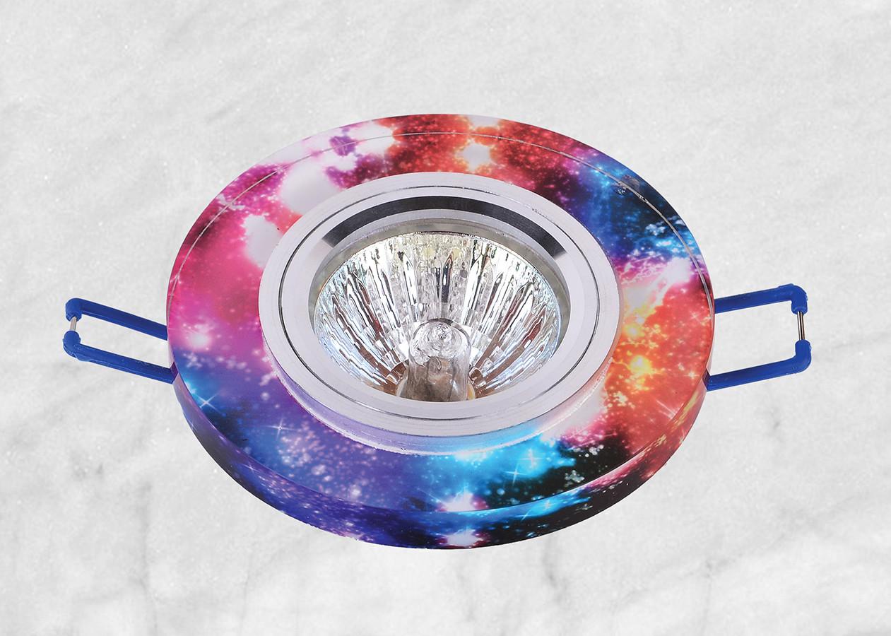 Точечный врезной светильник (05-N104)