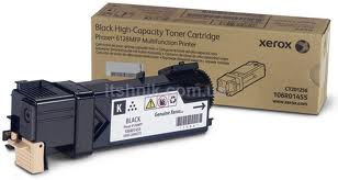 Тонер-картридж  XEROX PHASER 6128, (106R01459), черный