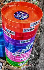 Арена для Beyblade бейблейдов большая (диаметр 335 мм) 7 цветов