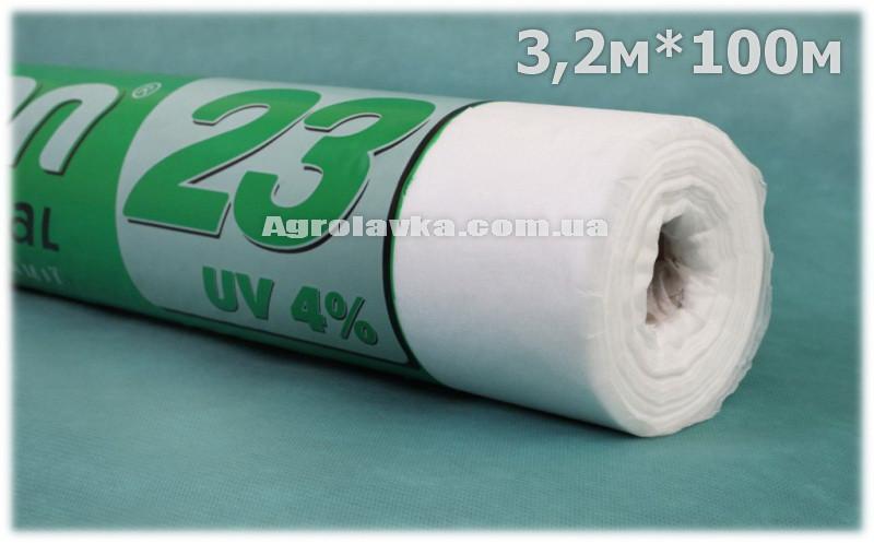 Агроволокно Плотность 23г/кв.м 3,2м х 100м белое (AGREEN) - Агролавка - Интернет-магазин в Одессе
