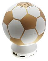 Портативная колонка Atlanfa YBH 168 в виде  футбольного мяча