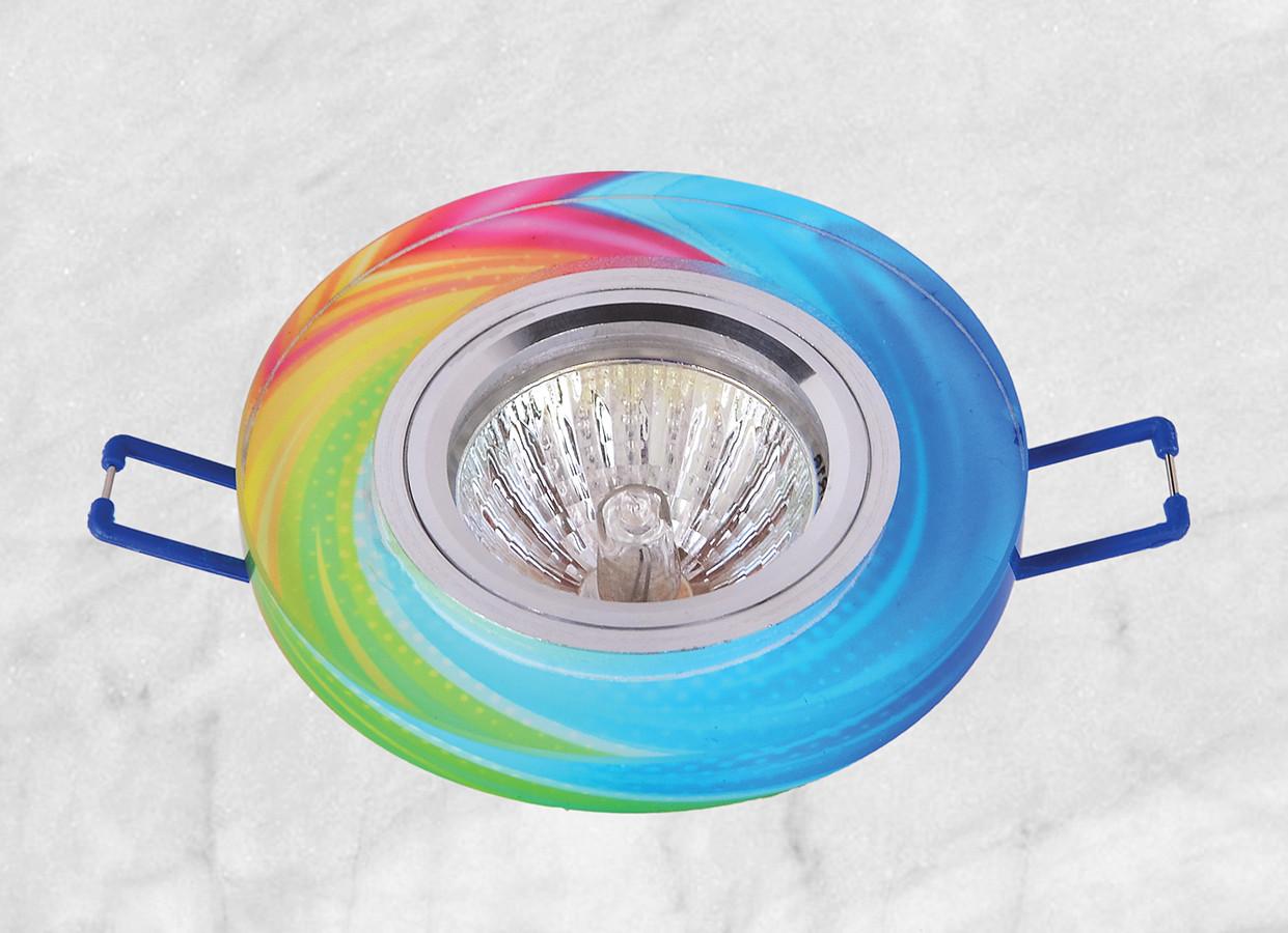 Точечный врезной светильник (05-N106)