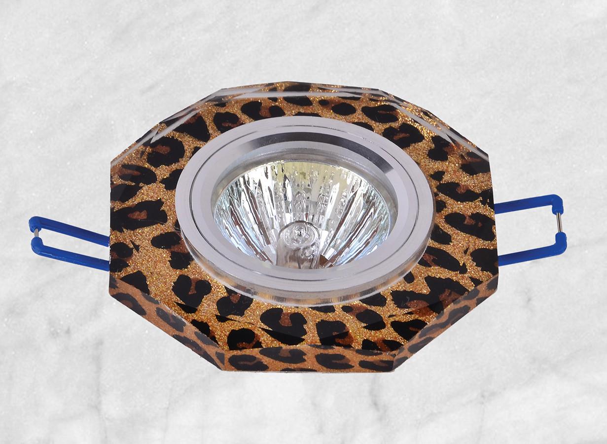 Точечный врезной светильник (05-N103)