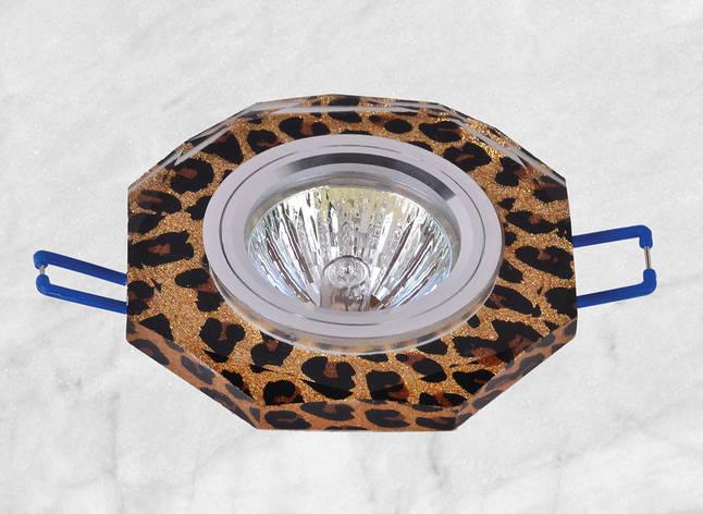 Точечный врезной светильник (05-N103), фото 2