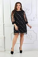 Платье со звездочками 34753, фото 1