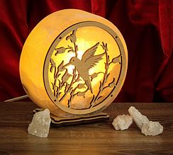 Соляная лампа Колибри