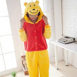 Пижама кигуруми Винни Пух