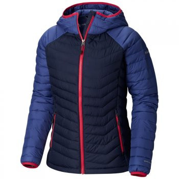 Оригинальная Куртка Columbia Powder Lite™ Hooded Jacket WK1499-466