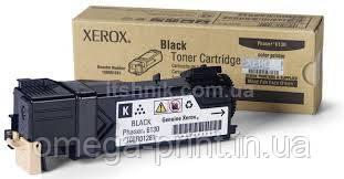 Тонер-картридж  XEROX PHASER 6130, (106R01285), черный
