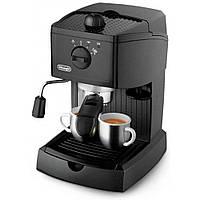 Рожковая кофеварка эспрессо Delonghi EC 146 B