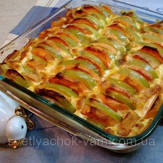 Батат Николау урожайный ранний  и рецепт приготовления батат запеченный с яблоками
