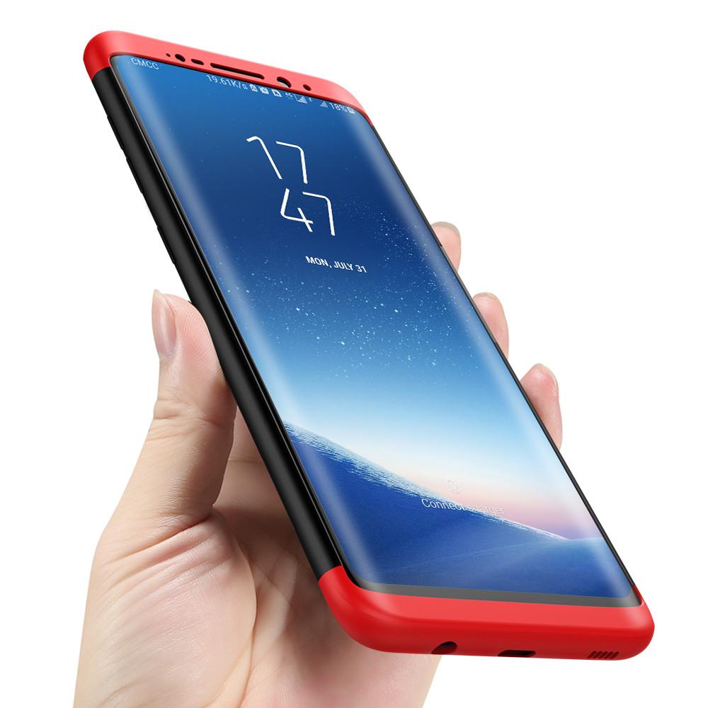 Bakeey3в1Дважды макнуть 360 ° Защитный Жесткий ПК Чехол для Samsung GalaxyS9Plus 1TopShop