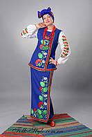 Український національний жіночий костюм №48