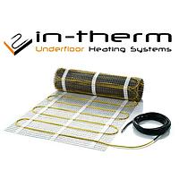 4,4м2 нагревательный мат 870Вт In-Therm (Чехия) для теплого пола 0,5 х 8,8м