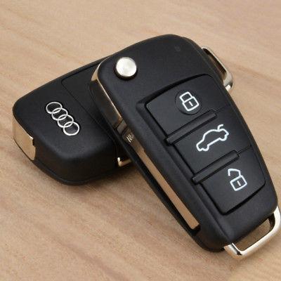 Корпус авто ключ Audi A1,A3,A4,A5,A6,A6 ALLROAD QUATTRO,A7,A8,Q2,Q3,Q5,Q7,Q8,R8,RS Q3,RS3,RS4,RS5