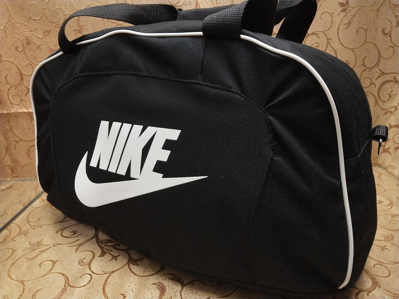 Спортивная дорожная сумка nike Оксфорд ткань только оптом