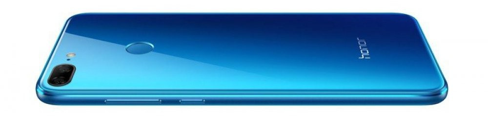 Huawei Honor 9 Lite 3\32 Blue+подарок чехол