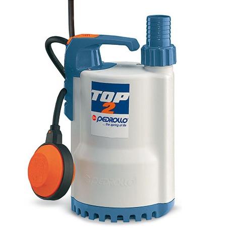Поргужной дренажный насос для чистой воды TOP 2