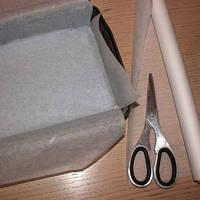 Пергамент белый для выпекания