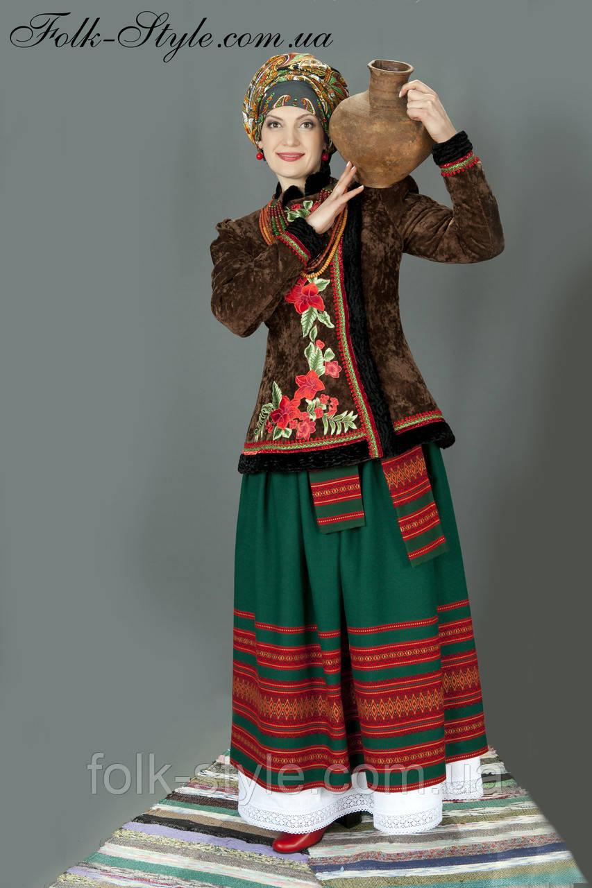 Український національний костюм № 71(44-56р.)  продажа 38c5de0a9a8bf