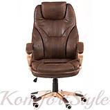 Кресло офисное Bayron brown, фото 2