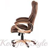 Кресло офисное Bayron brown, фото 3