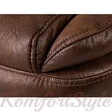 Кресло офисное Bayron brown, фото 5