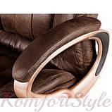 Кресло офисное Bayron brown, фото 6