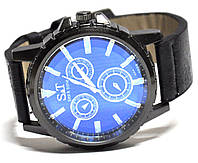 Часы мужские на ремне 81002