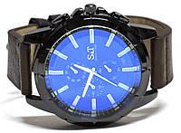 Часы мужские на ремне 81003